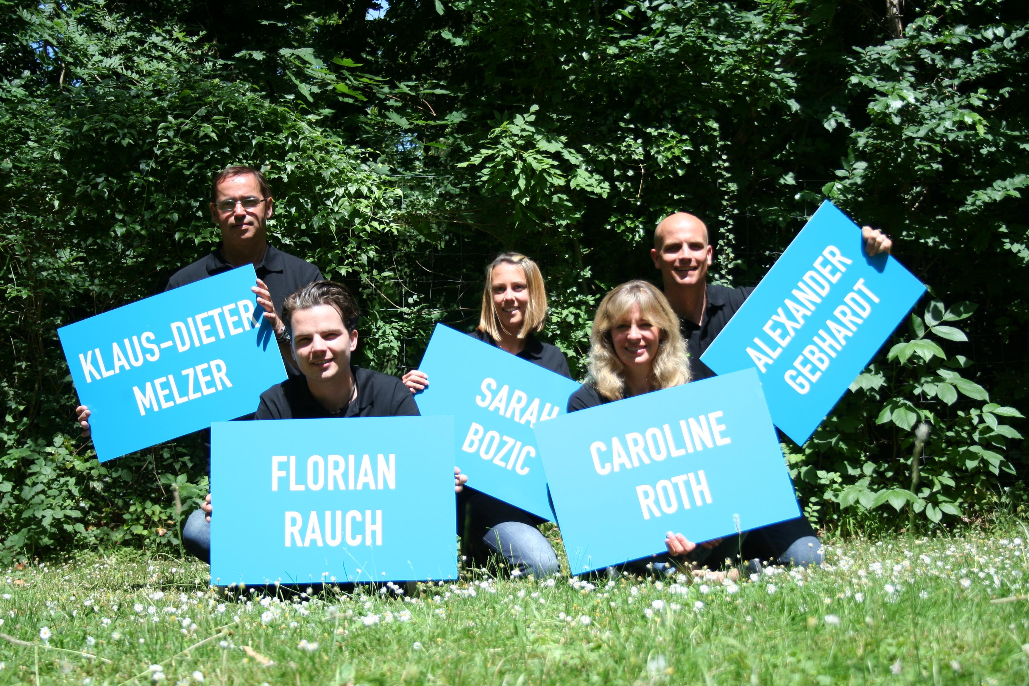 Das Team von Studio-Roth