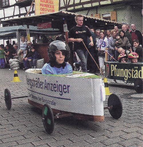 Bergsträßer Anzeiger 13.7.2009 Seifenkiste