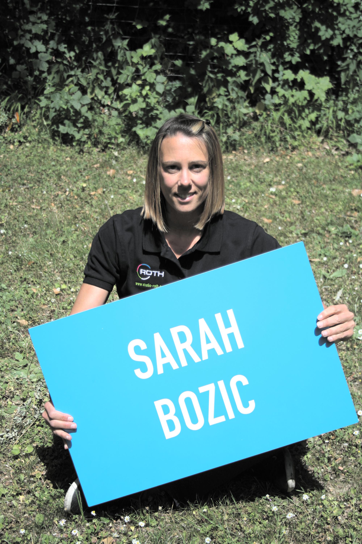Sarah Bozic