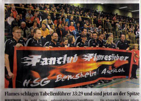 Bergsträßer Anzeiger 16.11.2009 Grafisches Konzept & Druck Werbebanner