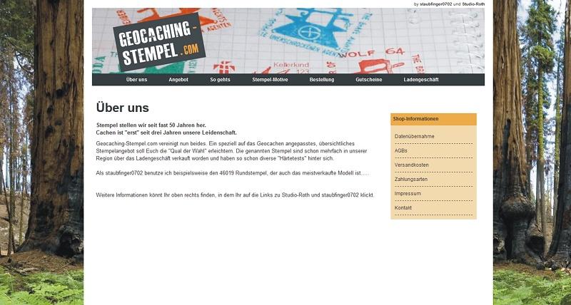 Konzeption Webshop