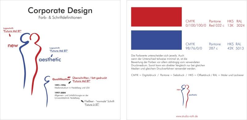 Logo Re-Design / CI-Richtlinien Neu